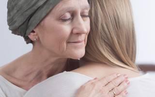 Особенности ухода за онкобольными