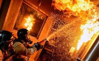 Жертвы при пожаре возмещение ущерба