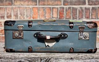 К чему снится кража чемодана