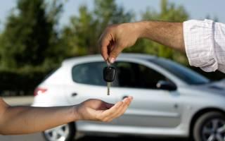 Автомобиль в наследство от мужа