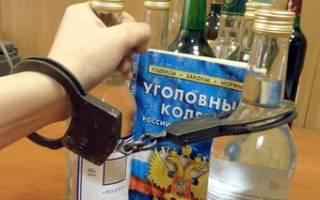 Закон о выездной торговли алкоголем