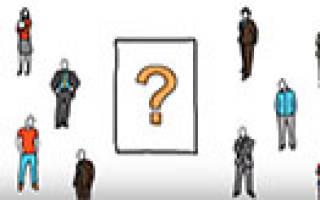 Доверенность на право представления интересов организации