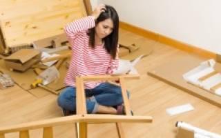 Закон о мебельных гарнитурах