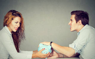 Раздел имущества при незарегистрированном браке