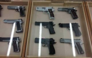 Госпошлина на продление лицензии оружие