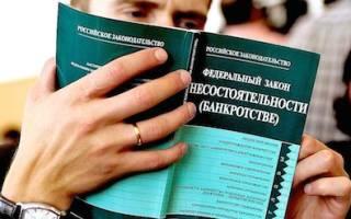 Закон о банкротстве кредитных организаций действующая редакция