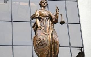 Иск в суд на налоговую инспекцию образец