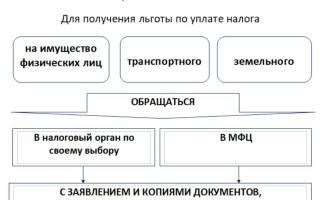Информация о налоговых льготах от ФНС России В избранное