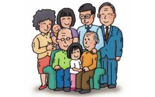 Договор дарения мнжду близкими родственниками