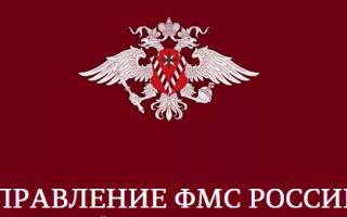В реестр россии неправильно внесены данные о паспорте