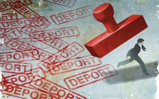 Депортация иностранного гражданина краткая характеристика