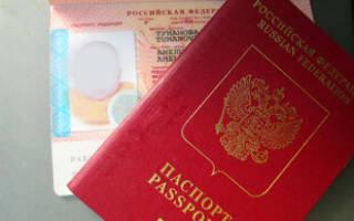 Загранпаспорт для ребенка до 2 лет старого образца