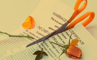 Иск в суд на развод при наличии несовершеннолетних детей