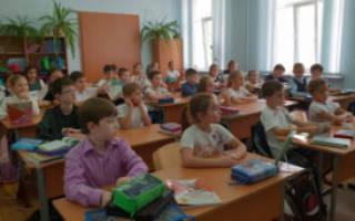 Жалоба в отдел образования на вторую смену школе
