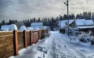 Когда лучше покупать дом летом или зимой