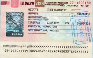 Если иностранец выехал из россии миграционный учет делаеться заново