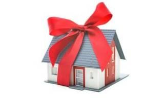 Как передать долю в приватизированной квартире родственнику