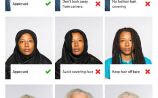 Закон о требованиях к фото на паспорт рф 2020