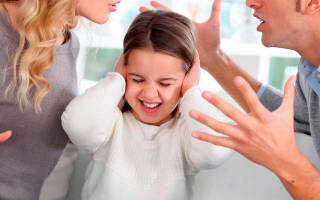 Определение встреч с ребенком через суд