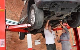 Автоюристы произвели некачественный ремонт